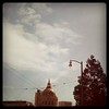 Clouds Over SF City Hall