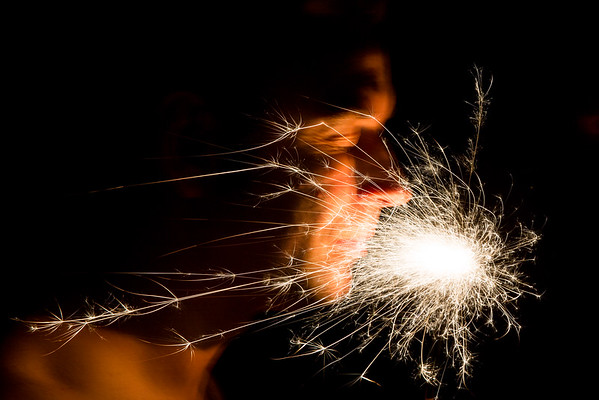 Sparkler Experiments