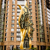 National Katyn Memorial, Alicianna Street & South President Street, Harbor East, Baltimore, MD