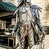 Navajo Brave Statue, Main Street, Old Town, Scottsdale, Arizona