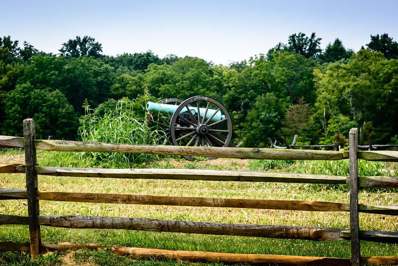 Cannon, Antietam National Battlefield, Sharpsburg, MD