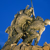 US-VA-000201.psd - Iwo Jima US Marines Corp War Memorial, Arlington, Virginia
