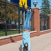 Taylor.  Handstand.