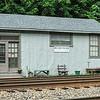 Thurmond Post Office, Thurmond Historic District, West Virginia