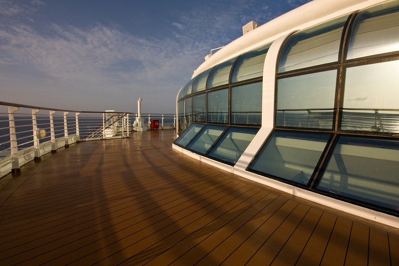 Aft Top Deck<br /> Disney Magic
