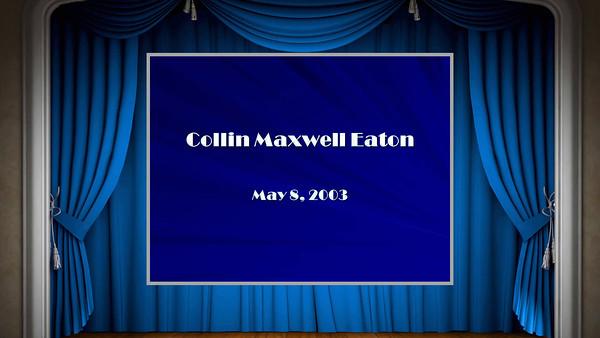 Collin Eaton - Bar Mitzvah