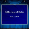 Collin Eaton - Bar Mitzvah