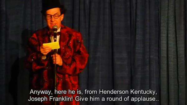 Joseph Franklin - Vent Haven 2017 (subtitled)