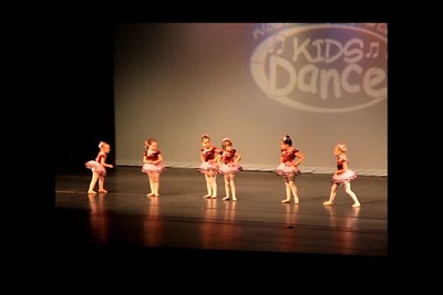 Katies Dance Recital - Oct 2012