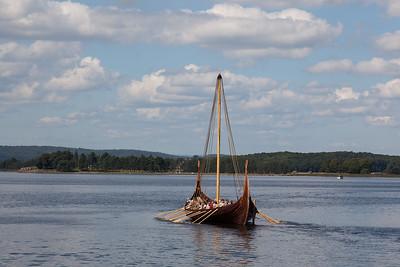 """Viking ship """"Saga Oseberg"""""""