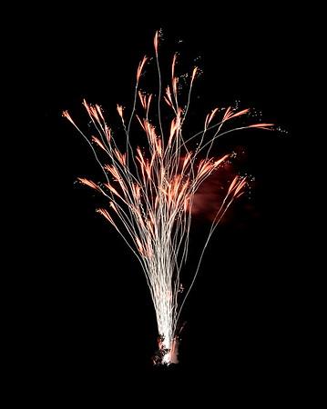 Warrenville Fireworks - 2017