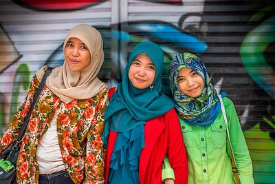 Javanese Girls