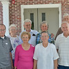 Members of WSHS Class of 1952 at the April 14, 2012 Homecoming:<br /> Front: Claude Brown, Shellie Norris Hines, Avis Foreaker Cason, Tommy Jackson,<br /> Back: Virginia Jordan Beauchamp, Johnnie Walker, Virginia Waldron Williams, Floyd Crews.