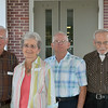 Members of WSHS Class of 1953 attending the April 14, 2012 Homecoming<br /> John Wiggins, Shirley Hogan Bunting, Jerry Beauchamp, Malcolm Greene.