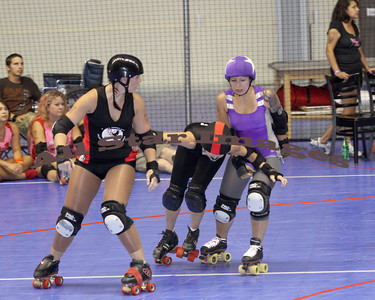 Womans Roller Derby - 2011