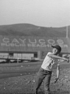 Phil Nov 1953 Cayucos