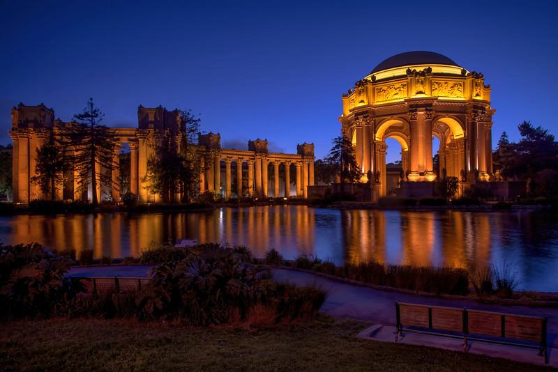Palace of Fine Arts, SF 1
