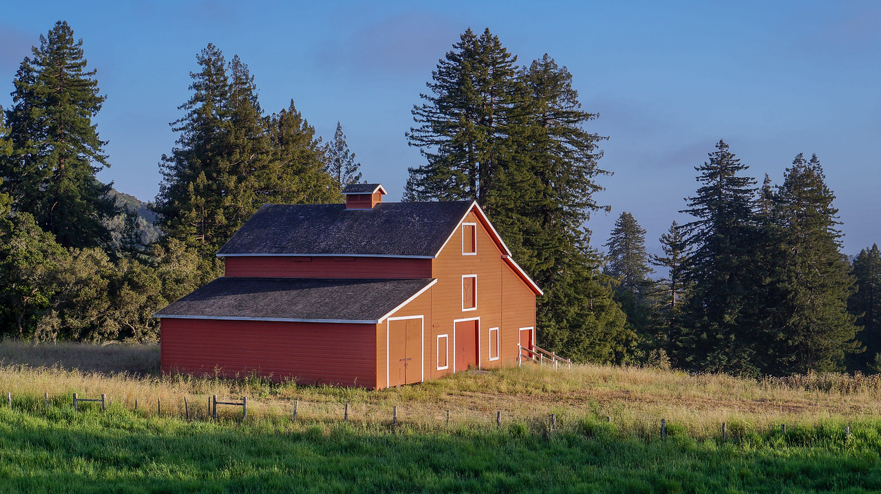 Woodside Red Barn