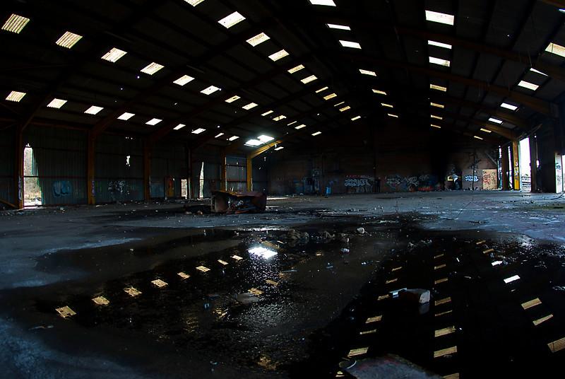 Disused  Warehouse .