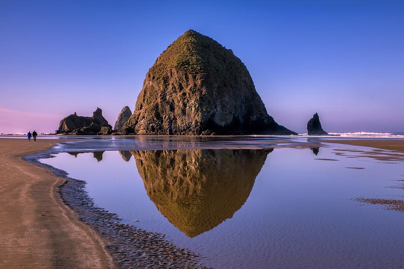 Haystack Rock, Cannon Beach, OR