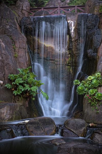 Waterfall, Stow Lake