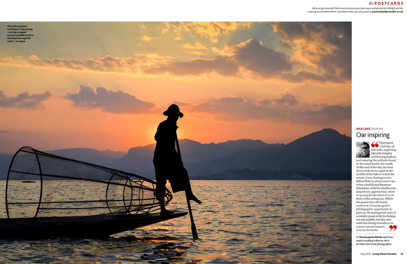 Lonely Planet Traveller, May 2014 | Lonely Planet Traveller 2014 Calendar