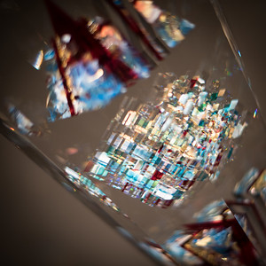 Kuhn Glass Sculpture