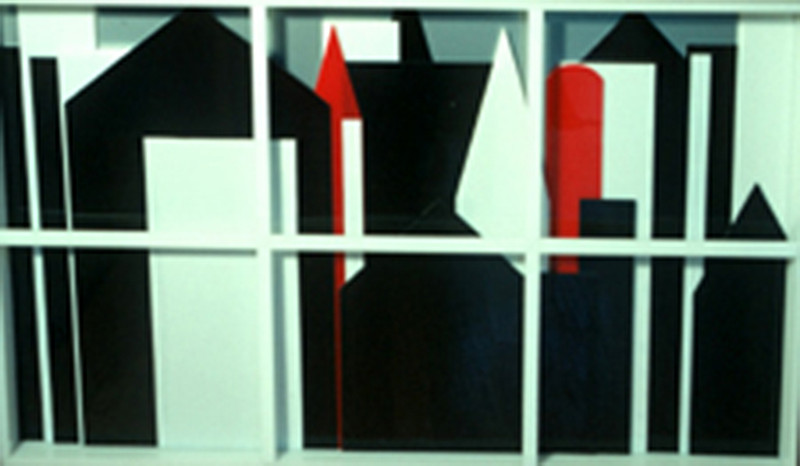 View From Lower Broadway Window (Sold)