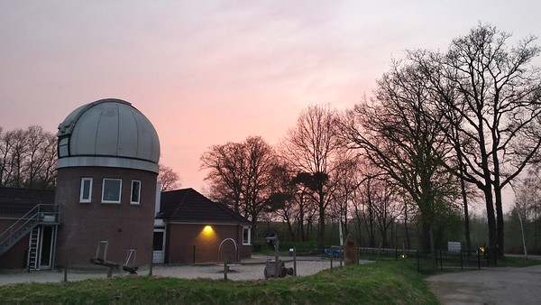 The Cosmos Observatory in Lattrop