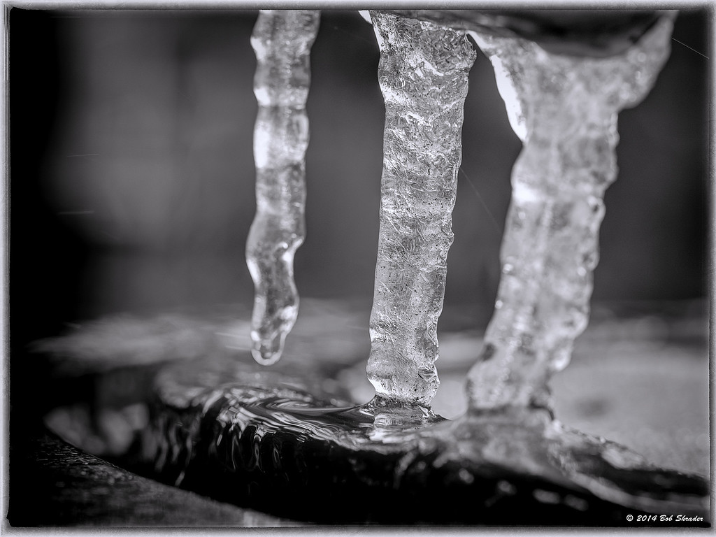 Melting Icycles