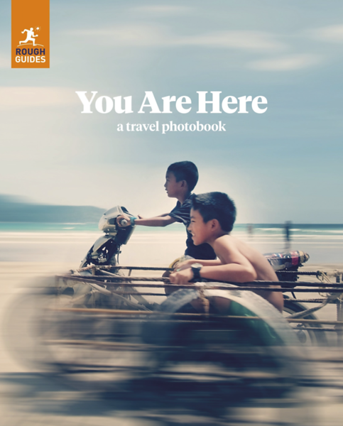 Rough Guides You Are Here: A Travel Photobook (2017)