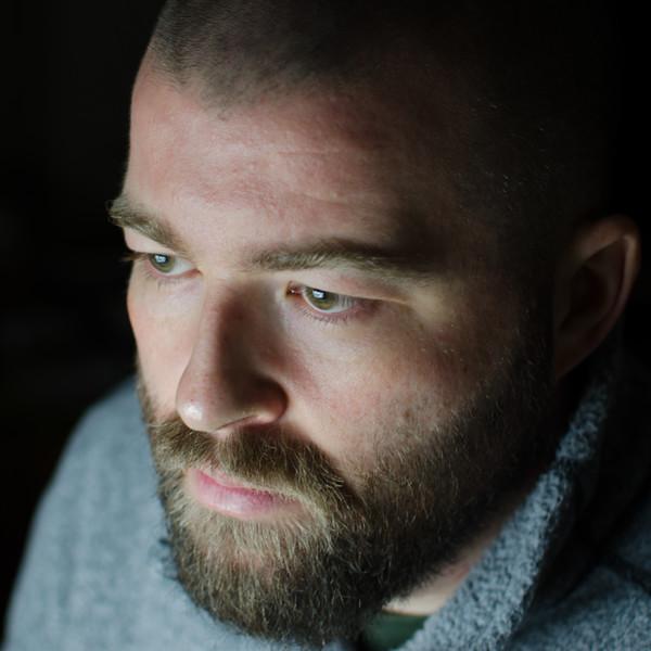 Self-portrait, November 20, 2012