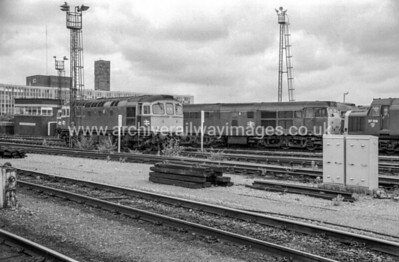Bristol Bath Road Depot 18/7/88