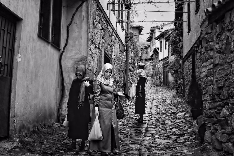 Turkish Village Women