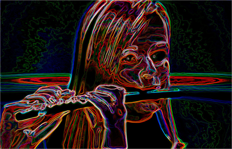 The  Flute  Player.