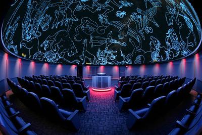 Museum of Arts and Sciences Planetarium