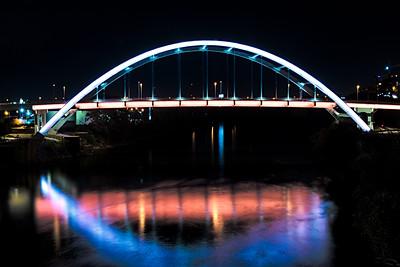 Korean Veterans Memorial Bridge, Nashville, TN