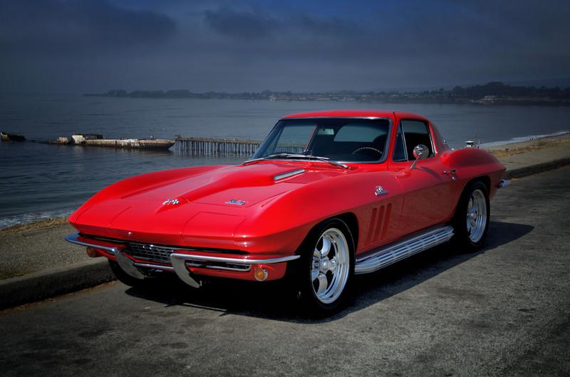 1966 Corvette 427ci