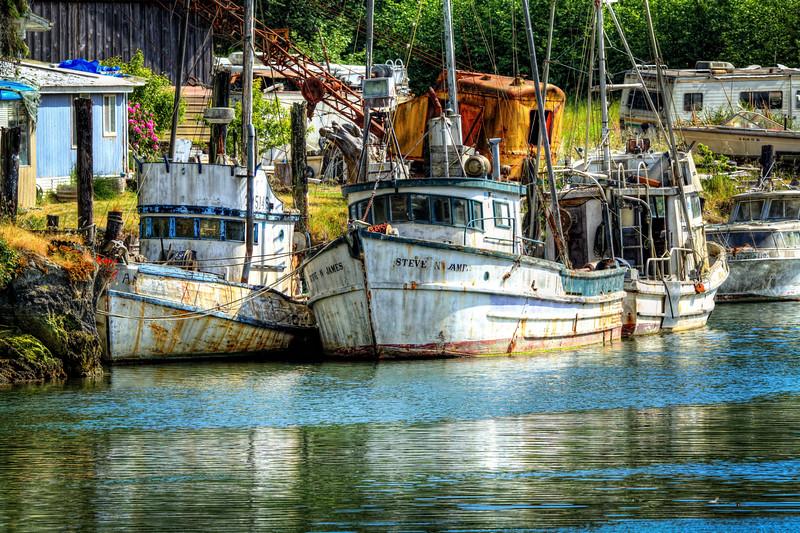 Noyo Harbor 1, Ft. Bragg