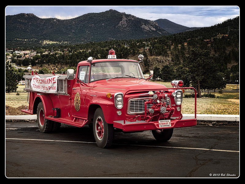 Stanley Hotel Fire Department