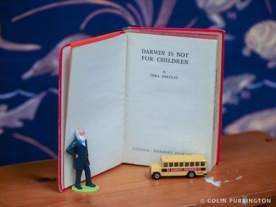 Darwin Is Not for Children