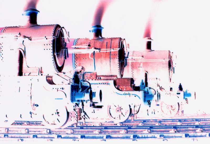 Ghost Trains.