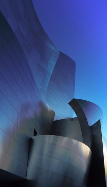 Disney Concert Hall 2, LA