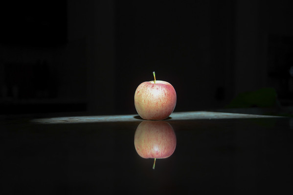 Apple still art