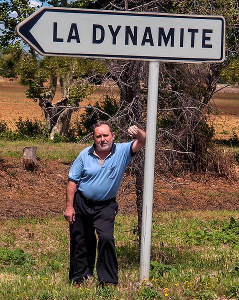 La  Dynamite  ! !