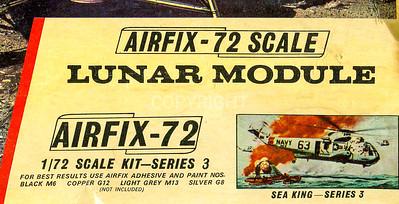 Lunar module box detail