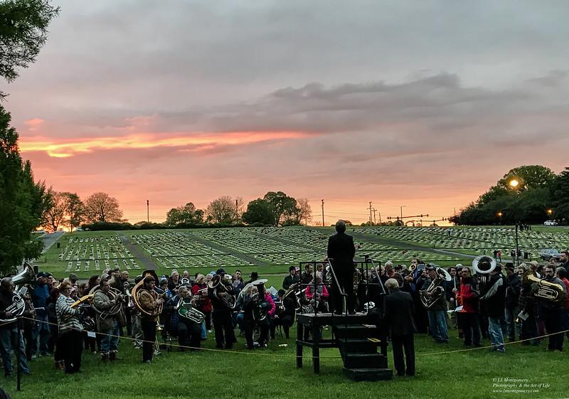 Easter Sunrise Service - 2019