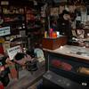 Garage  office .