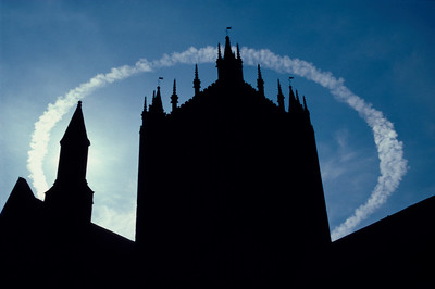 Halo at Wells Cathedral