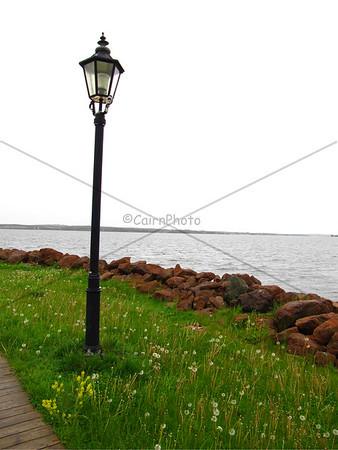 Waterside park, Nova Scotia